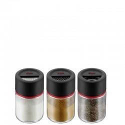 Storio zestaw pojemników na przyprawy sypkie - 3 szt.