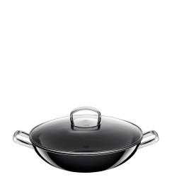Silit Profi wok wykonany ze stali i ceramiki