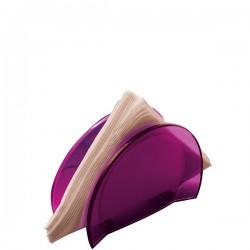 Casa Bugatti Glamour serwetnik, kolor fioletowy