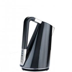 Casa Bugatti Vera Individual Carbon czajnik elektryczny z powłoką z karbonu
