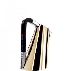 Vera Individual Gold czajnik elektryczny pokryty 24-karatowym złotem