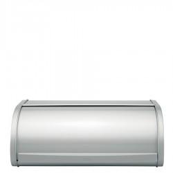 Brabantia Metilic Grey pojemnik na pieczywo, kolor metaliczny szary