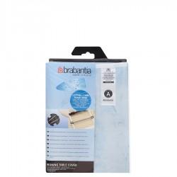 Brabantia Ice Water pokrowiec na deskę do prasowania, rozmiar D