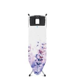Brabantia Lavender deska do prasowania ze składaną podstawą na generator pary