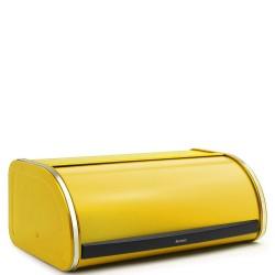 Brabantia Yellow pojemnik na pieczywo
