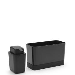 Sink Side Organizer na zlew z dozownikiem