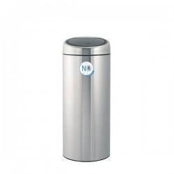 Brabantia Touch Bin Matt Steel FPP kosz na śmieci