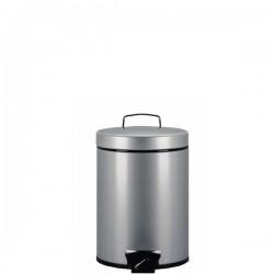 Brabantia Pedal Bin Metalic Grey kosz na śmieci