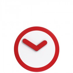 NeXtime Focus zegar ścienny