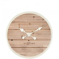 NeXtime Plank Zegar ścienny