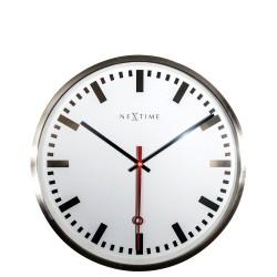 NeXtime Super Station zegar ścienny