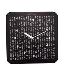 NeXtime Labyrinth zegar ścienny