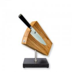 KAI Kai Obrotowy o 360 stopni stojak do przechowywania noży