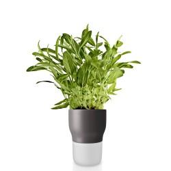 Eva Solo Nordic grey samopodlewająca doniczka na zioła
