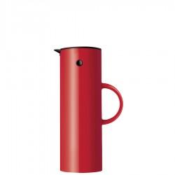 Stelton EM77 dzbanek termiczny, czerwony