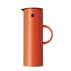 Stelton EM77 dzbanek termiczny, kolor pomarańczowy