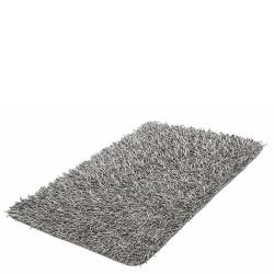 Kleine Wolke Riva Grey dywanik łazienkowy, srebrny