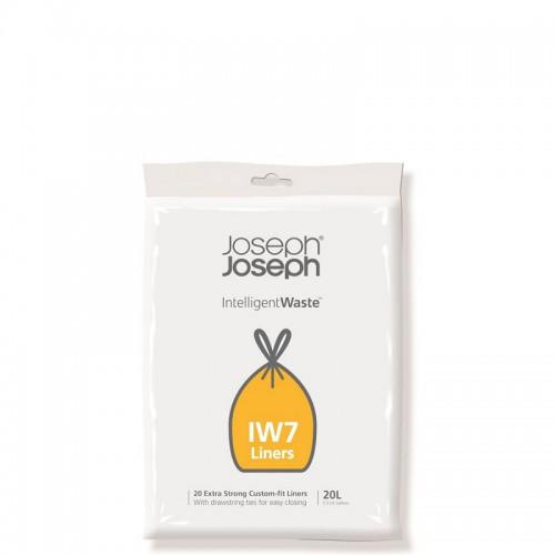 Joseph Joseph Intelligent Waste Worki na śmieci do koszy Totem, 20 szt.
