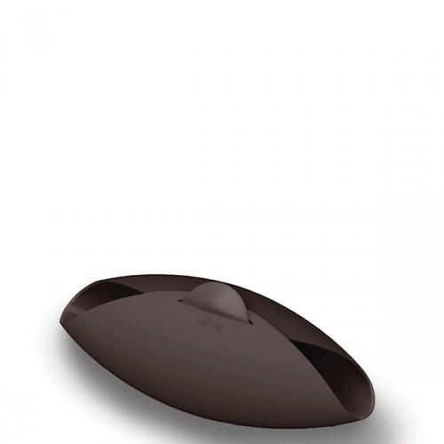 Lekue STEAM ROASTER naczynie żaroodporne, kolor brązowy