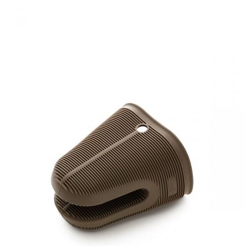 Lekue Tools Grip Neo rękawica kuchenna-łapka, kolor brązowy
