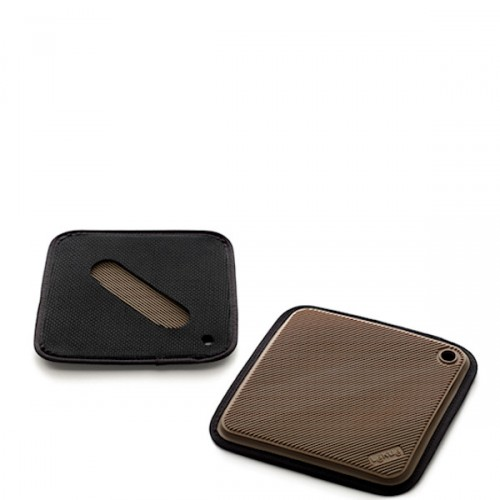 Lekue Tools Neo uchwyt- podkładka, kolor brązowy
