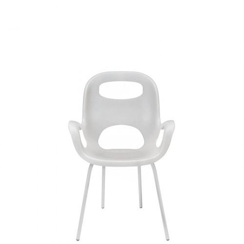 UMBRA OH krzesło z oparciem, kolor biały
