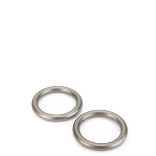 UMBRA Large Ring komplet magnetycznych pierścieni na zasłony
