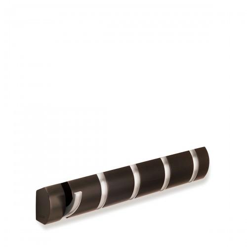 UMBRA Flip Espresso listwa z wieszakami