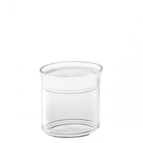 Guzzini Latina pojemnik kuchenny owalny, transparentny