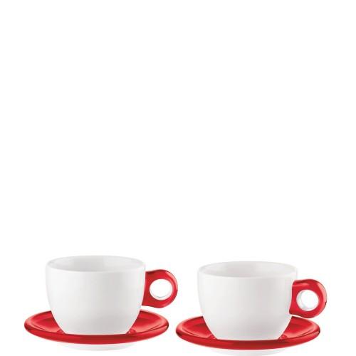 Guzzini Gocce filiżanki do herbaty 2 szt.