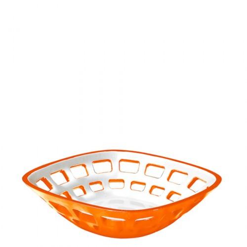 Guzzini Vintage koszyk na pieczywo, pomarańczowy