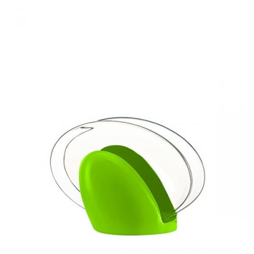 Guzzini Feeling serwetnik, zielony