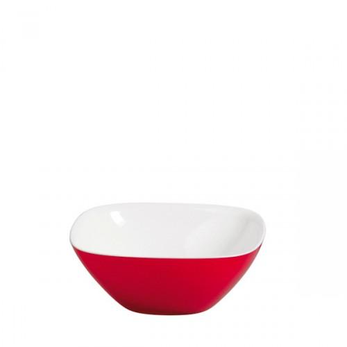 Guzzini Vintage miska, kolor czerwony