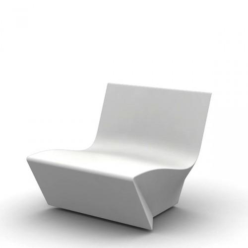 Slide KAMI Ichi krzesło, kolor biały