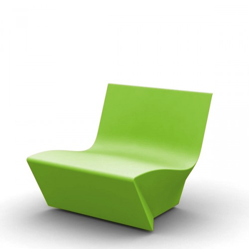 Slide KAMI Ichi krzesło, kolor zielony