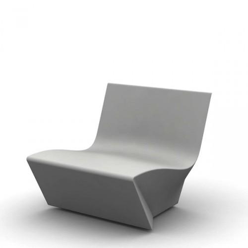 Slide KAMI Ichi krzesło, kolor szary