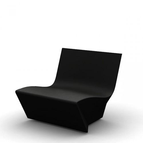 Slide KAMI Ichi krzesło, kolor czarny