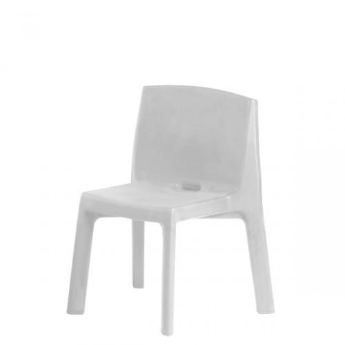Slide Q4 krzesło, kolor biały