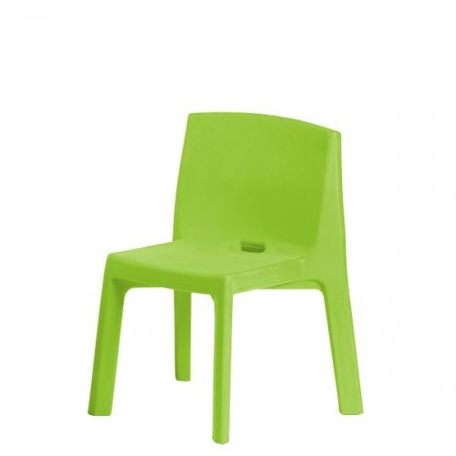 Slide Q4 krzesło, kolor zielony