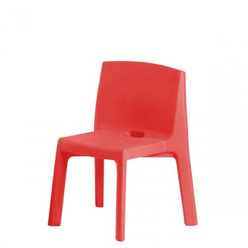 Slide Q4 krzesło, kolor czerwony