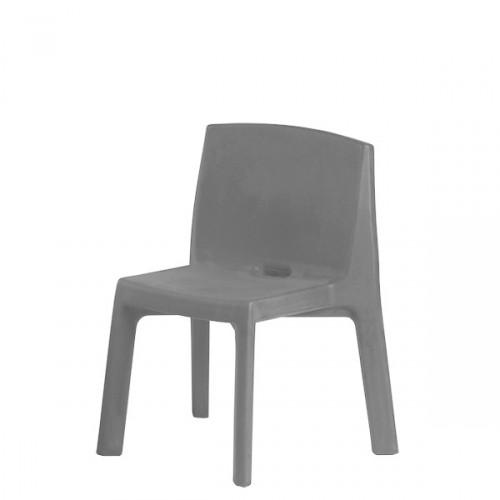 Slide Q4 krzesło, kolor szary