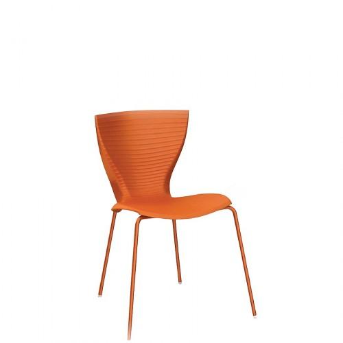 Slide Gloria krzesło z oparciem