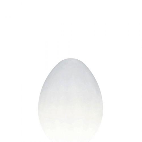 Slide Ovo in owalna lampa stojąca