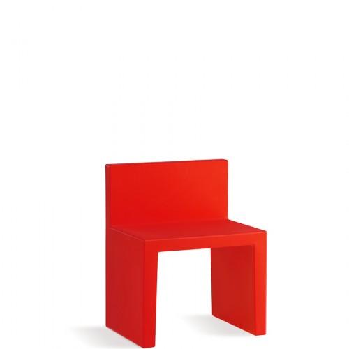 Slide Angolo Retto krzesło z oparciem