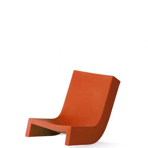 Slide Twist krzesło z oparciem