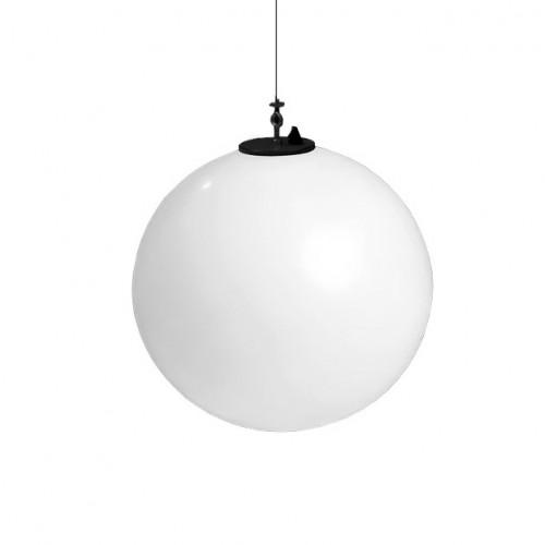 Slide Globo wisząca lampa w kształcie kuli, kolor biały