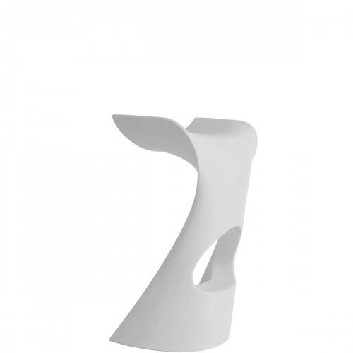 Slide Koncord krzesło w kolorze białym