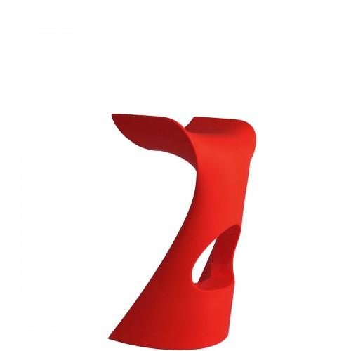 Slide Koncord krzesło w kolorze czerwonym