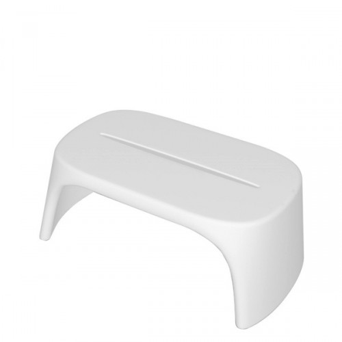Slide Amelie Panchetta stolik w kolorze białym