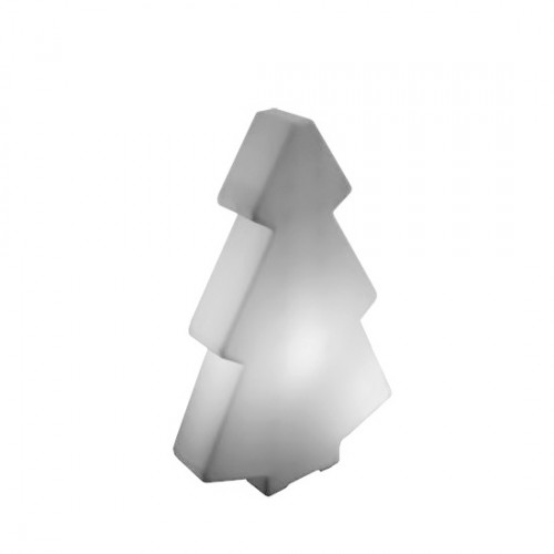 Slide Lightree lampa w kształcie drzewka, kolor biały